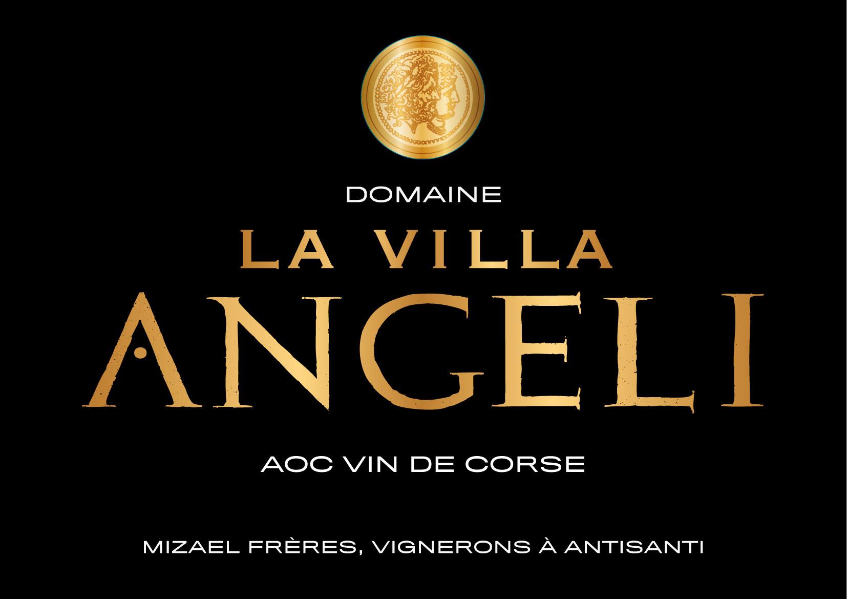 Logo LA-VILLA-ANGELI