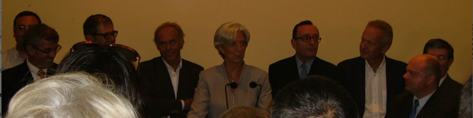 C Lagarde